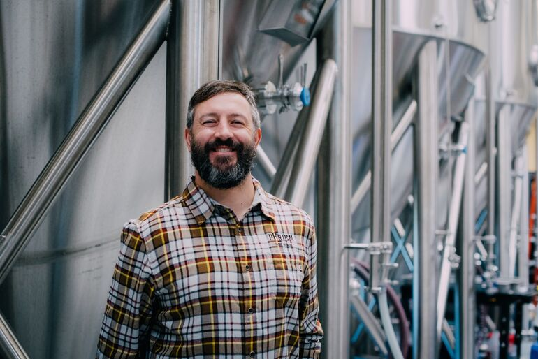 pFriem Family Brewers Brewmaster & Co-Founder Josh Pfriem Talks Jammy Pale