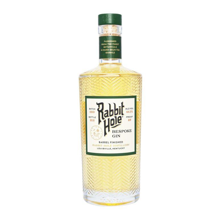 Rabbit Hole Debuts Bespoke Gin Finished In Rye Barrels
