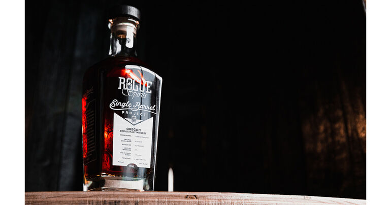 Rogue Ales & Spirits Launches Single Barrel Project Whiskey Series