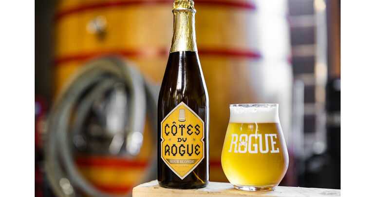 Rogue Ales & Spirits Releases Its First-Ever Barrel-Aged Sour: Côtes du Rogue