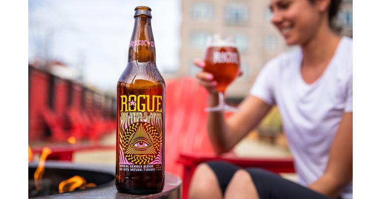 Rogue Ales & Spirits Unveils Shavasana Granola Blonde
