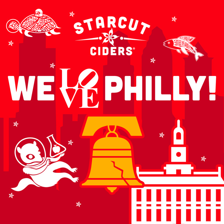 Starcut Ciders and Beaches Hard Seltzer by Short's Brewing Co. Now Available in Philadelphia