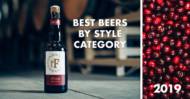 best beers 2019 style category