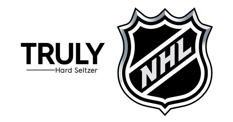 The Boston Beer Co. and NHL Name Truly Hard Seltzer Official Hard Seltzer of National Hockey League