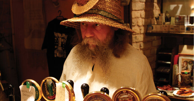 The Farmhouse Brewing Traditions of Lithuania