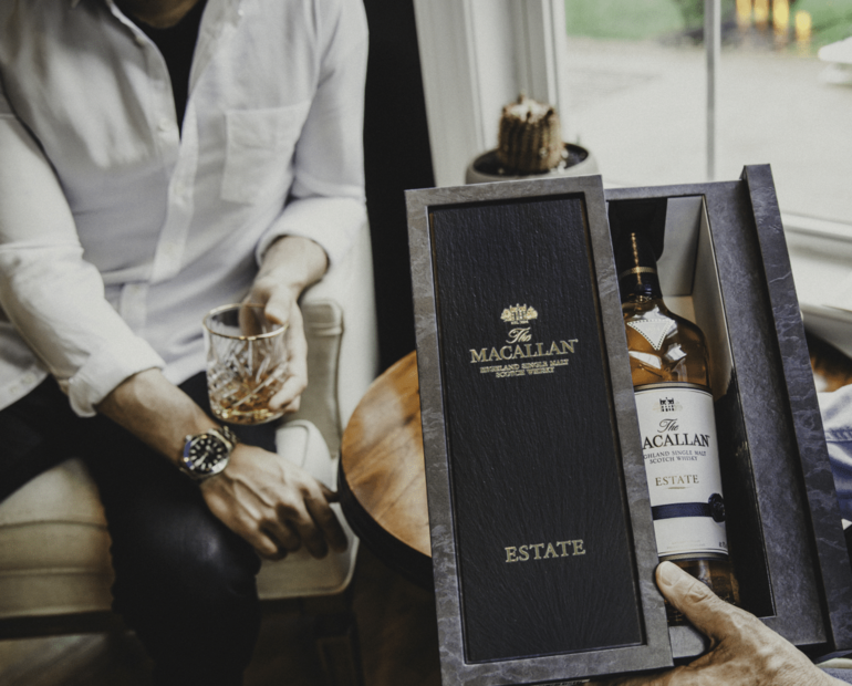 The Macallan Debuts First Ever Whisky E-Boutique