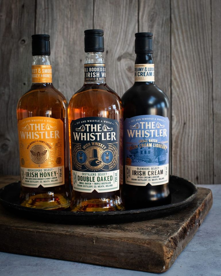 The Whistler Irish Whiskey Launches Nationally in the US