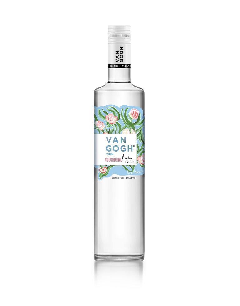 Van Gogh Vodka Debuts Special Edition Bottle for International Women's Day