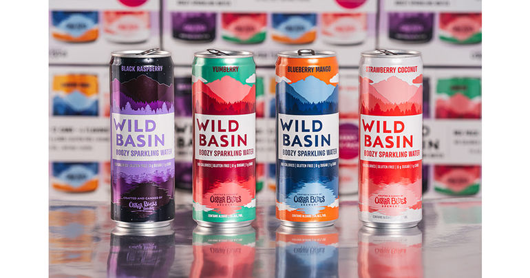 Wild Basin Boozy Sparkling Water Announces Three New Flavors in Berry Mix 12-Pack