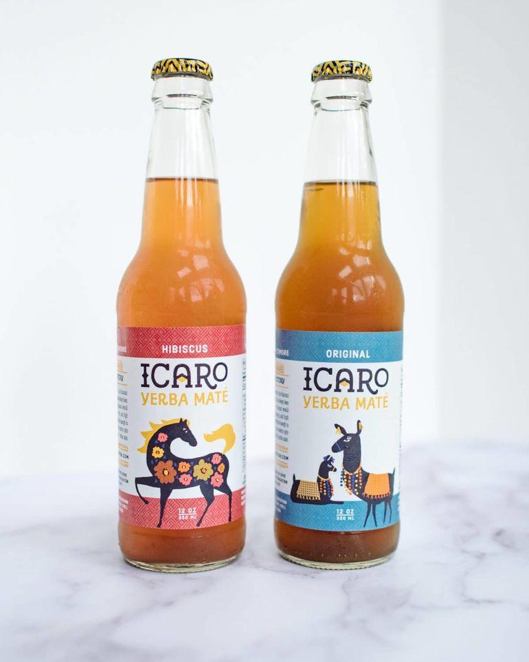 Wild Kombucha Announces Release of Icaro Yerba Maté Line