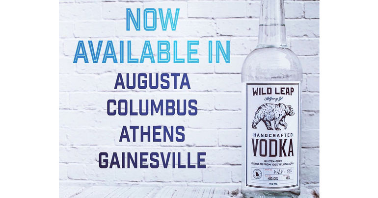 Wild Leap Vodka Expands Into Additional Markets