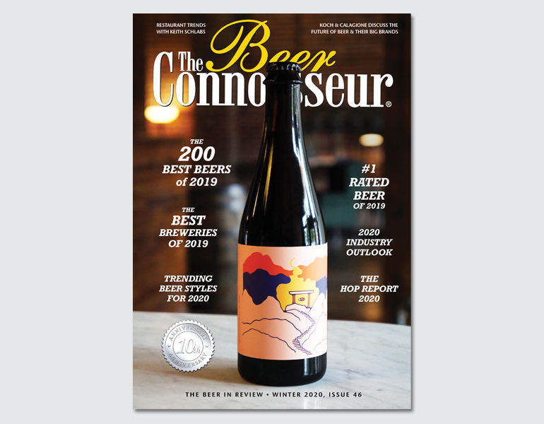 Winter 2020, Issue 46 - The Beer in Review
