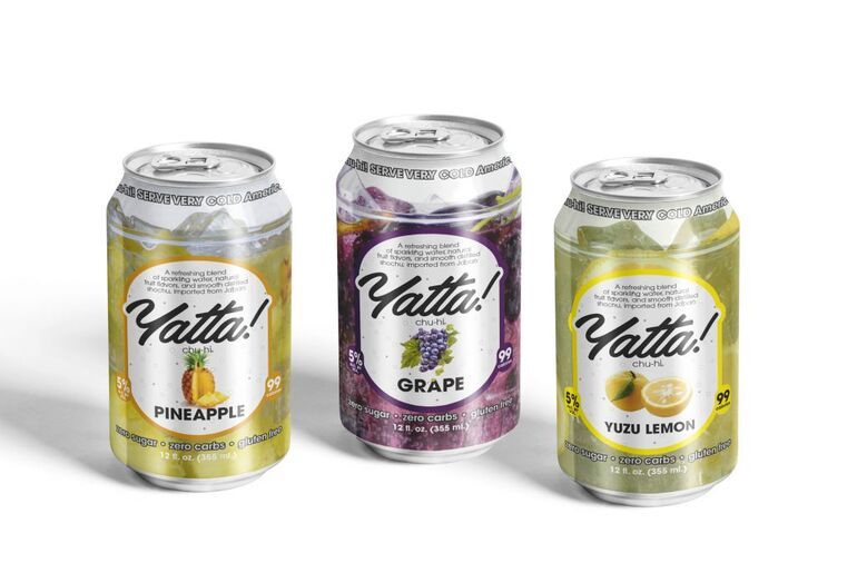 Yatta Beverage to Launch First Domestic 'Chu-Hi' This Summer