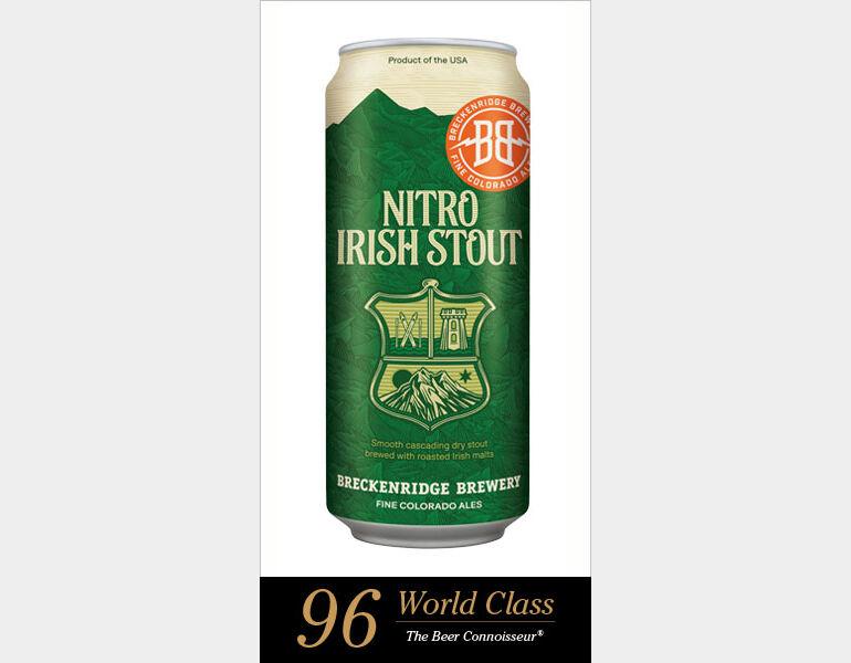 Breckenridge Irish Nitro Stout