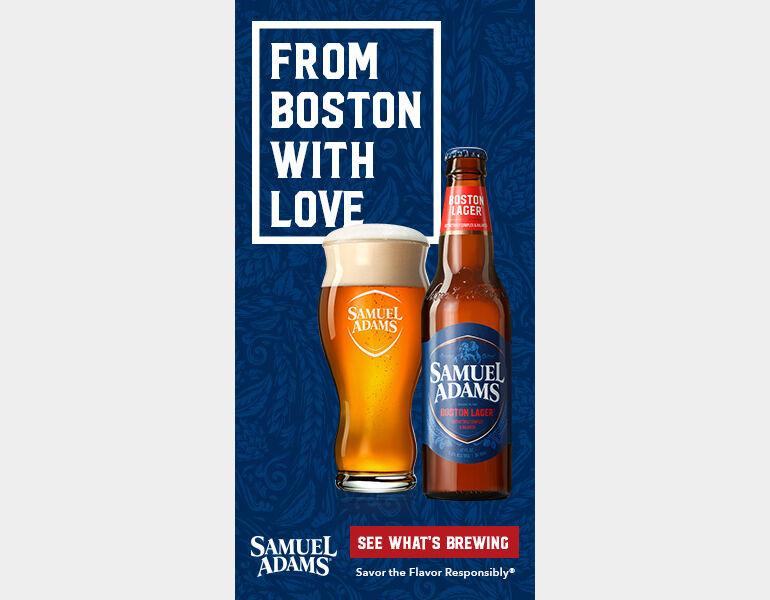 Samuel Adams by The Boston Beer Co.