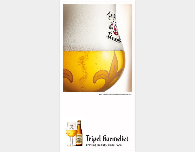 Tripel Karmeliet by Brouwrij Bosteels