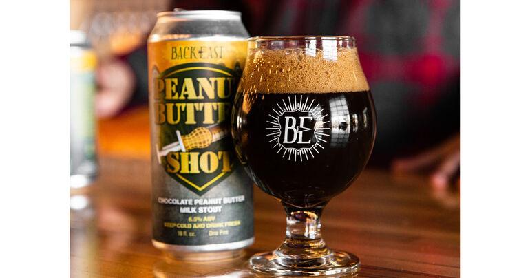 Back East Brewing Co. Unveils Peanut Butter Shot Milk Stout