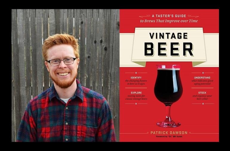 Patrick Dawson Vintage Beer Connoisseur Magazine