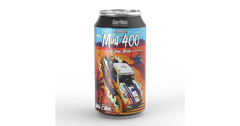 CraftHaus Named Official Beer Of The Mint 400 Off-Road Race