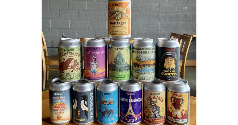 Diebolt Brewing Co. Announces June Beer Releases