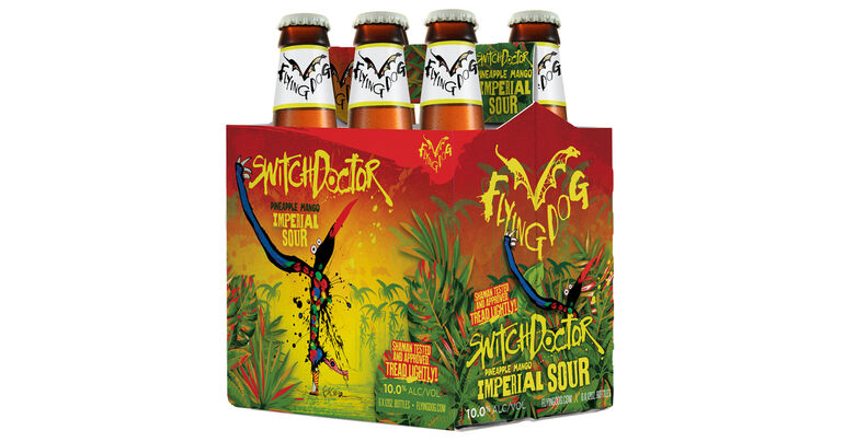 Flying Dog Brewery Debuts Switch Doctor Imperial Sour Ale