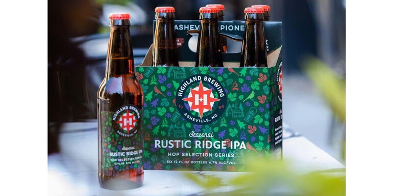 Highland Brewing Co. Unveils Rustic Ridge IPA Seasonal