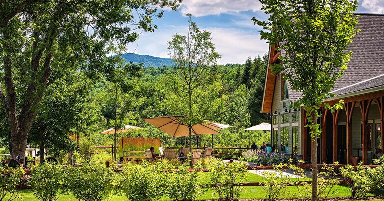 Lawson's Finest Liquids Reopens Outdoor Beer Garden in Vermont