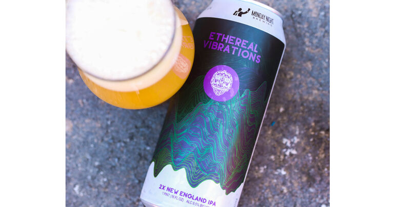Monday Night Brewing Unveils Collaboration with Burial Beer Co.: Ethereal Vibrations