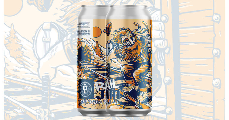Mother Earth Brew Co. Enlists SoCal Muralist for Newest Project X Release, Rail Jam