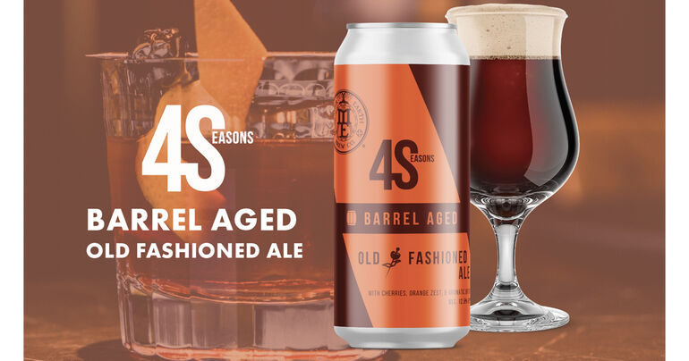 Mother Earth Brew Co. Releases New Seasonal: 4Seasons Autumn - BBA Old Fashioned Ale