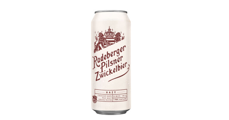 Radeberger Unveils New Zwickelbier, First Product Innovation in 150 Years