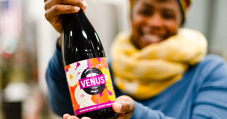 Reformation Brewery Collaborates with Craft Women Connect on Venus Belgian Dubbel