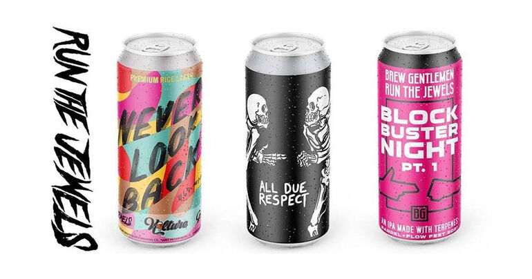 Run The Jewels Partner With Black Craft Breweries On New Beer Series