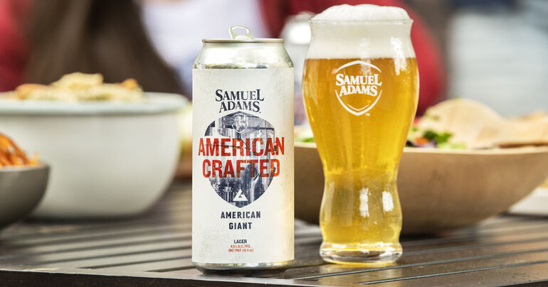 Samuel Adams and American Giant Apparel Come Together to Celebrate Good Company on July 4th
