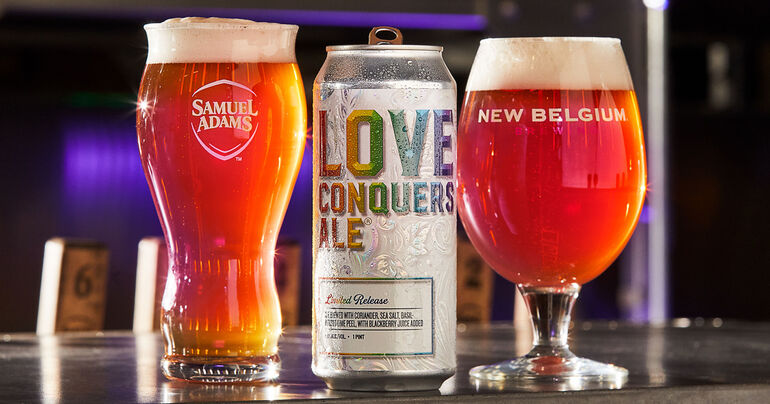Samuel Adams and New Belgium Come Together with GLAAD to Support a More Inclusive Future