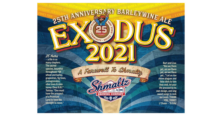 Shmaltz Brewing Co. Releases Final Beer Before Closing After 25 Years