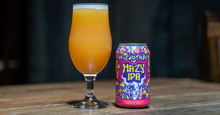 Stone Brewing Co. Launches Stone Hazy IPA