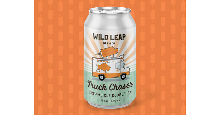 Wild Leap Brew Co.'s Truck Chaser Creamsicle Returns