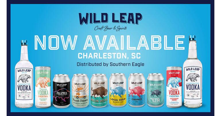 Wild Leap Brew Co. Adds South Carolina Distribution