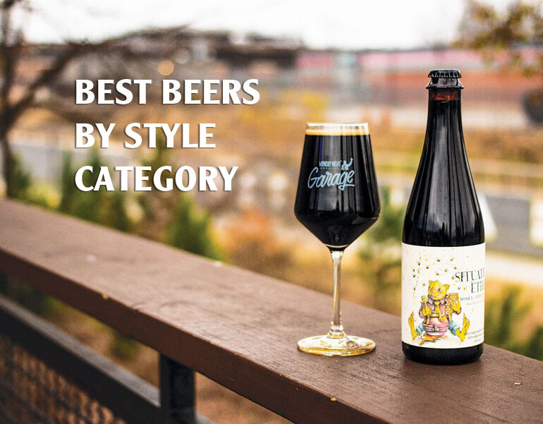 The Best Beers of 2020 by Style Category