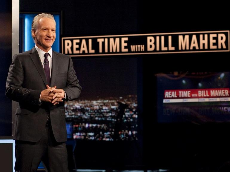 Real Time with Bill Maher Beer Connoisseur