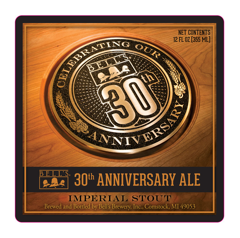 Bell's 30th Anniversary Ale Beer Connoisseur