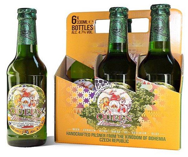 Queen Bohemian Lager, Freddie Mercury, Beer Connoisseur