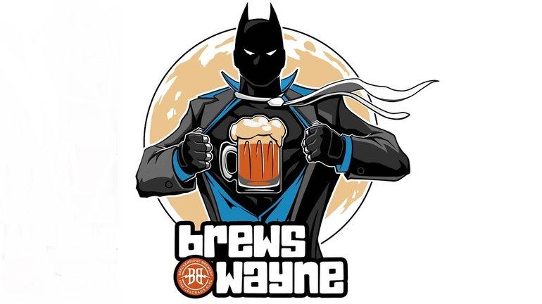 Breckenridge Brewpub, Brews Wayne is Batman