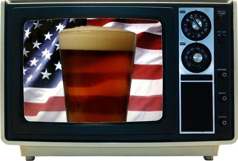 Beer on TV