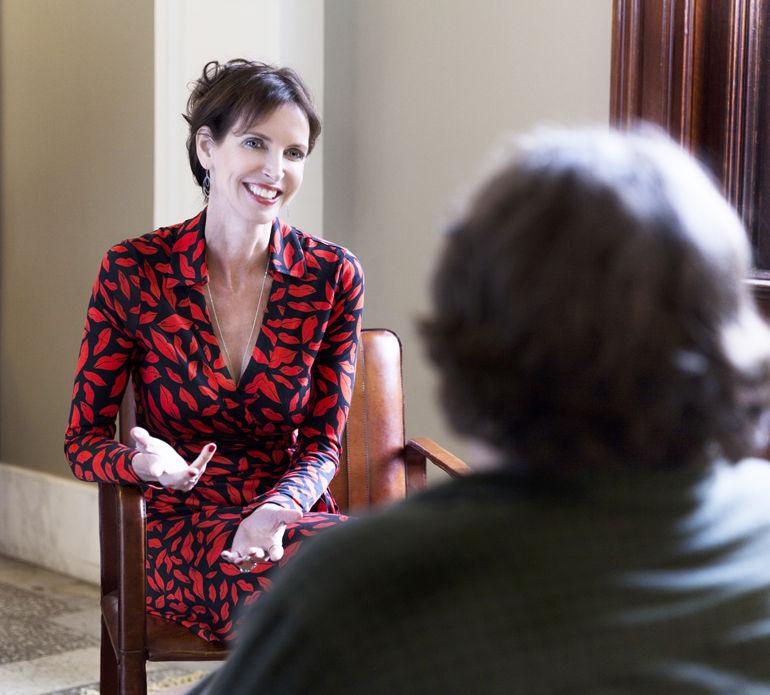 Dr. Holly Richmond, Psychologist