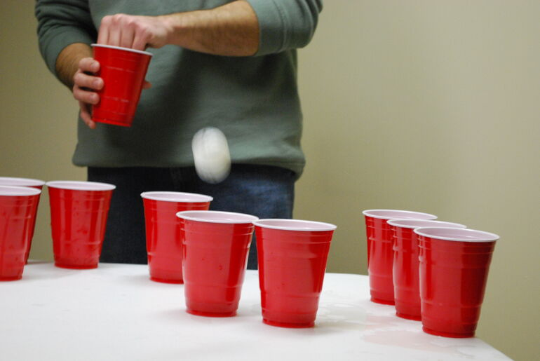 Best College Drinking Games Ever