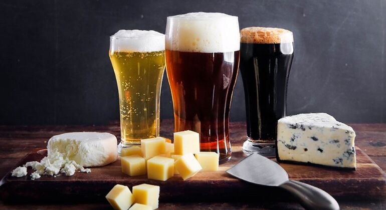 Pair Cheese & Beer like a Pro