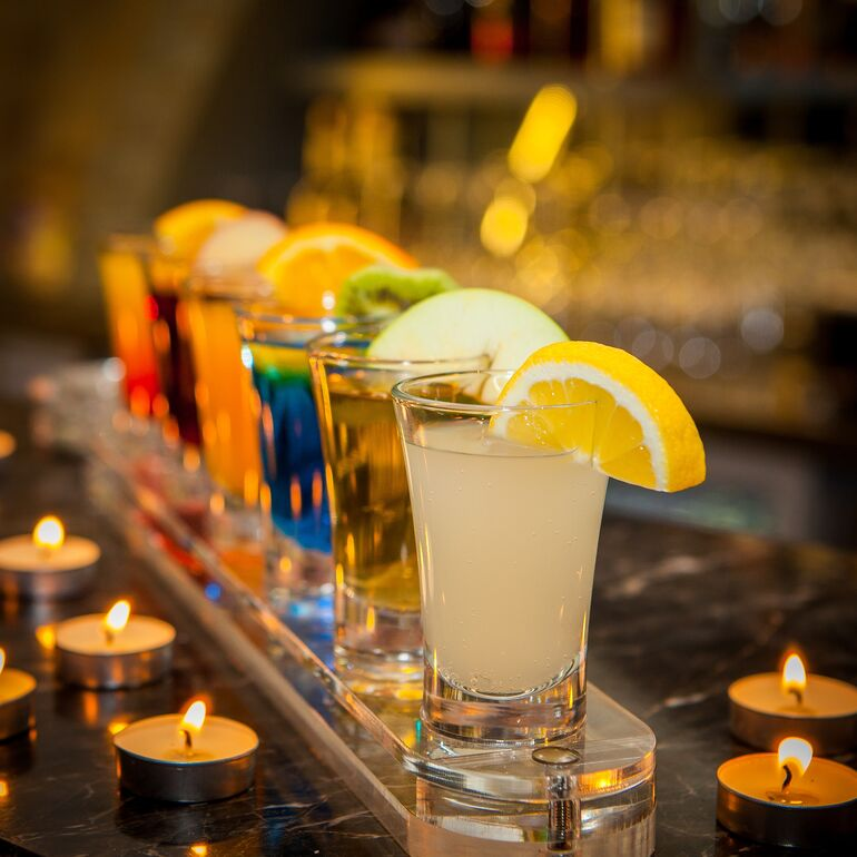 Great Mixed Drink Recipes for College Students