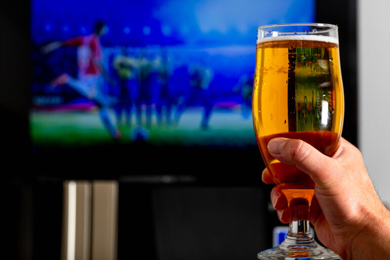 How Beer and World Football Go Hand in Hand